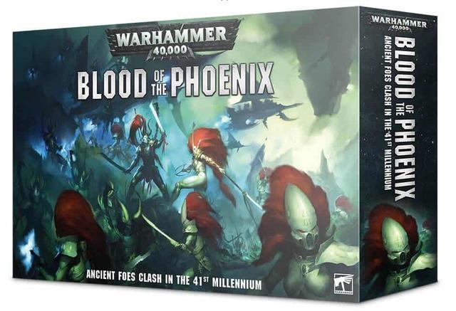 Warhammer 40000: Blood Of The Phoenix