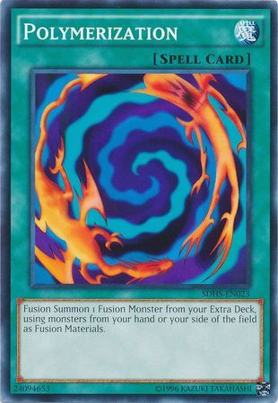 Polymerization - SDHS-EN023 - Common - Unlimited Edition