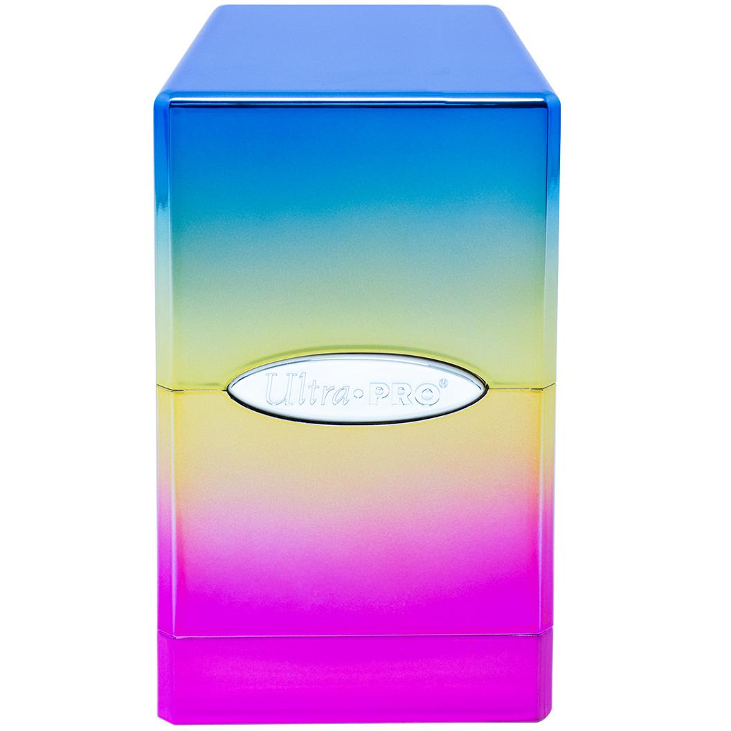 Ultra Pro - Hi-Gloss Rainbow Satin Tower