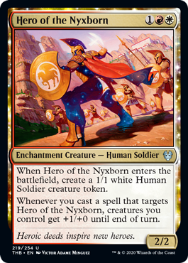 Hero of the Nyxborn - Foil