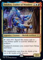 Dalakos, Crafter of Wonders - Foil