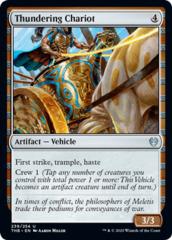 Thundering Chariot - Foil