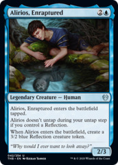 Alirios, Enraptured - Foil (THB)