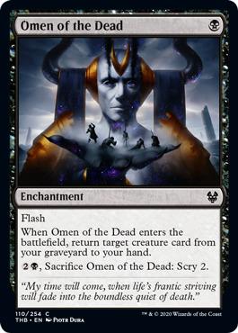 Omen of the Dead