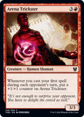 Arena Trickster - Foil (THB)