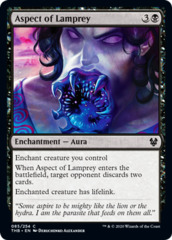 Aspect of Lamprey - Foil