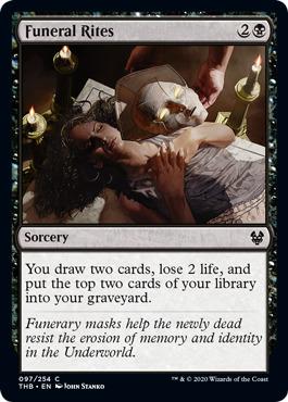 Funeral Rites - Foil