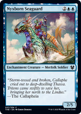 Nyxborn Seaguard - Foil