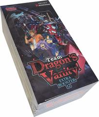 V Extra Booster 12: Team Dragon's Vanity Booster Box