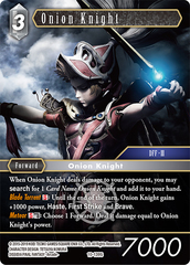Onion Knight - 10-139S - Foil - Starter Deck Exclusive