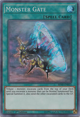 Monster Gate - MYFI-EN053 - Super Rare - 1st Edition