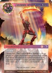 Awakening of the Flame King - SDAO1-020 - ST