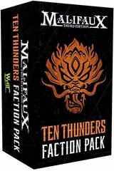 WYR23008 Malifaux 3rd Edition - Ten Thunders Faction Pack