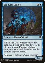 Sea Gate Oracle
