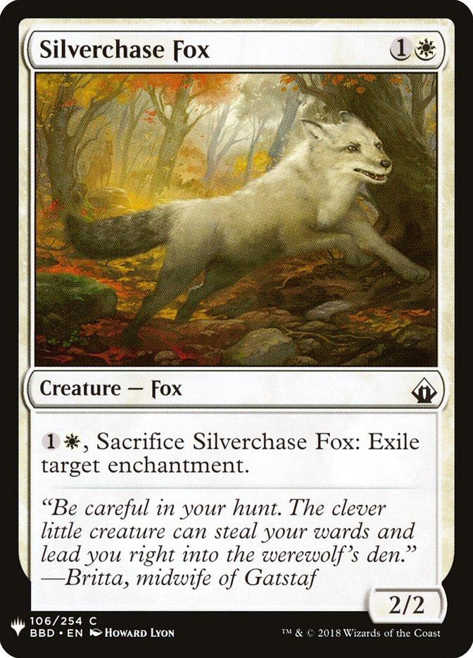 Silverchase Fox