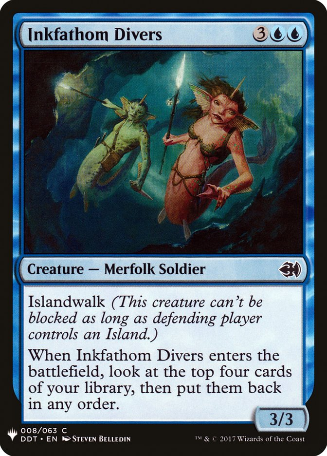 Inkfathom Divers