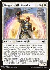 Knight of Old Benalia