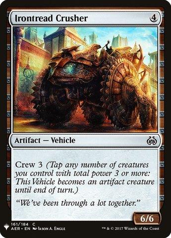 Irontread Crusher