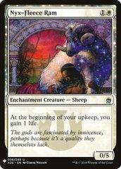 Nyx-Fleece Ram