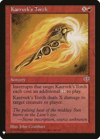 Kaerveks Torch