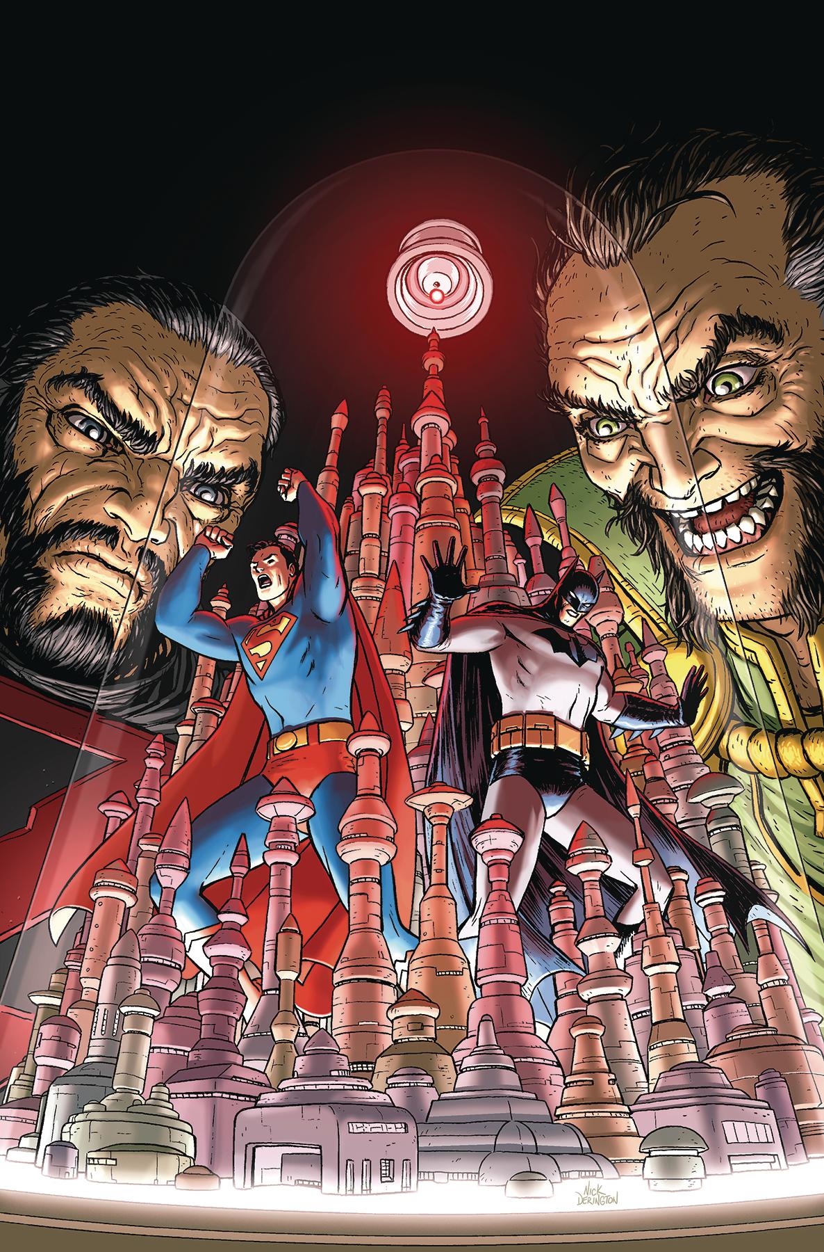 Batman Superman #7 (STL145417)