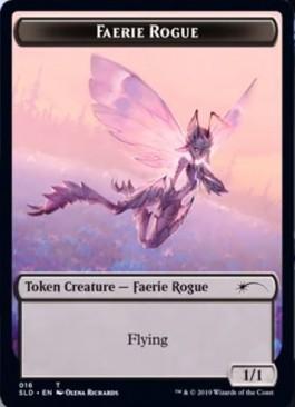Faerie Rogue Token (016)