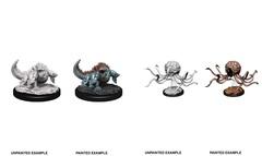 Nolzur's Marvelous Miniatures - Grell & Basilisk