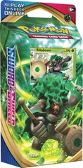 Sword & Shield - Base Set Theme Deck - Rillaboom