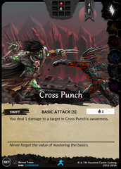 Cross Punch