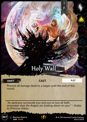Holy Wall