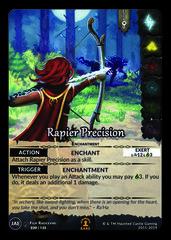 Rapier Precision