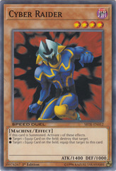 Cyber Raider - SBTK-EN012 - Common - 1st Edition