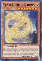 Tenyi Spirit - Ashuna - CHIM-EN019 - Rare - Unlimited Edition