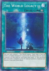 The World Legacy - CHIM-EN061 - Common - Unlimited Edition