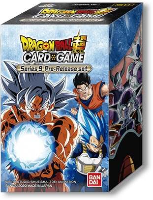 Dragon Ball Super - Universal Onslaught Pre-release set
