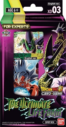 Dragon Ball Super - Series 9 Expert Deck - The Ultimate Lifeform