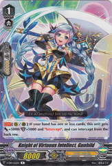 Knight of Virtuous Intellect, Gunhild - V-EB10/022EN - R