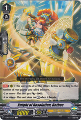 Knight of Resolution, Bethoc - V-EB10/037EN - C