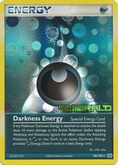 Darkness Energy - 86/106 - Rare - Reverse Holo on Channel Fireball