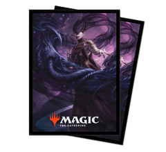 Ultra Pro - Theros Beyond Death Deck Protector Sleeves - Ashiok, Nightmare Muse 18220