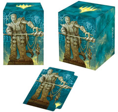 Ultra Pro - Theros Beyond Death Deck PRO 100+ Deck Box - Alternate Art Calix, Destinys Hand