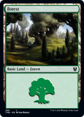 Forest (286) - Foil (THB)