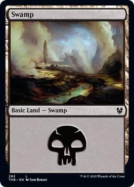 Swamp (282) - Foil