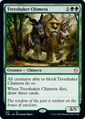 Treeshaker Chimera - Theme Booster Exclusive