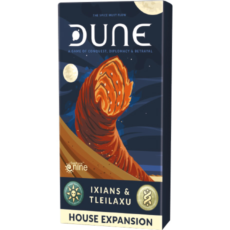 Dune: Ixians & Tleilaxu House Expansion