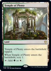 Temple of Plenty - Foil