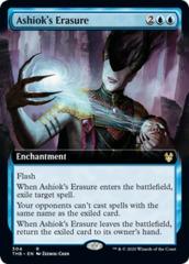 Ashiok's Erasure - Extended Art