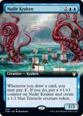 Nadir Kraken - Extended Art