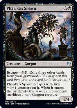 Pharikas Spawn