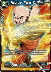 Heavy Kick Krillin - EX10-01 - EX